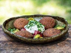 Crunchy Home-Made Falafel image