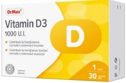 Dr.Max Vitamina C 1000 High Effect 30cpr masticabile image