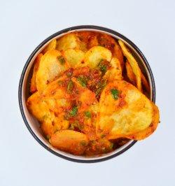 Cartofi chips picant image