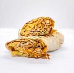Shawarma shaorma pui mica image