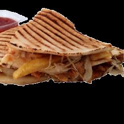 Quesadilla cu pui ‐ specialitate in tortilla