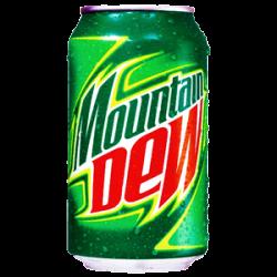 Mountain Dew 330 ml