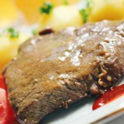 Cotlet de porc la grătar