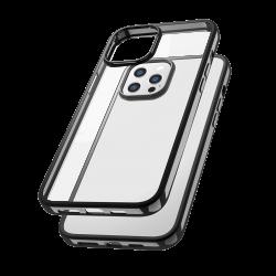 Capac protecție spate Tpu Electro Pentru Iphone 12 Pro Max - Negru