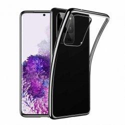 Capac protecție spate Tpu Electro Pentru Samsung Galaxy S20 Ultra Negru