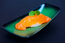Salmon Nigiri image