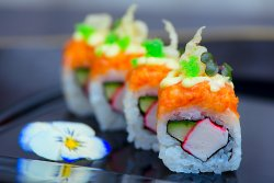 Sunrise Sushi Roll image