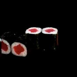 Role sushi cu ton image