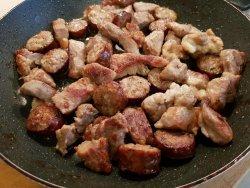 Pomana porcului in stil grecesc la farfurie(reinterpretat) image