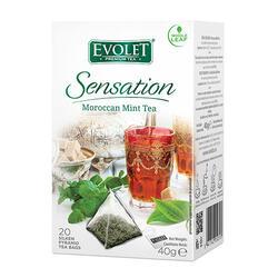 Evolet Sensation Ceai Marocan Mentă 40G