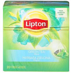 Lipton Ceai Mentă 20X1,6 g