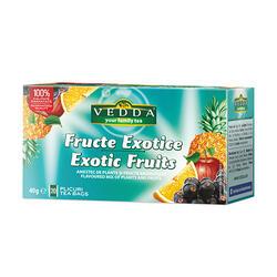 Vedda Ceai Fructe Exotice 20X2G