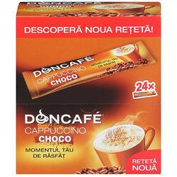 Doncafe Mix Cappuccino Ciocolată 13G