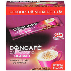 Doncafe Mix Cappuccino Classic 13G