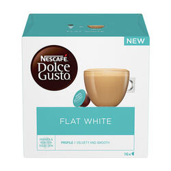 Nescafe Dolce Gusto Flat White 187,2 g