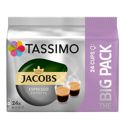 Tassimo Jacobs Espresso Ristretto 192G