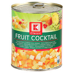 Klccocktail-Uri De Fructe Tropical 820 g image