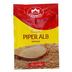 Cosmin Piper Alb Măcinat 17 g