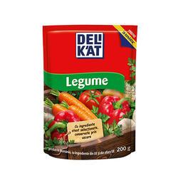 Delikat Bază Mâncare Gust Legume 200 g