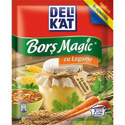 Delikat Borș Legume 65 g