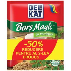 Delikat Borș Verdețuri 65G (1+1-50%)