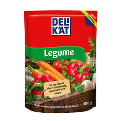 Delikat Condiment Legume 400 g