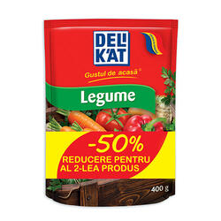 Delikat Condiment Legume 400G(1+1)-25%