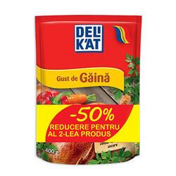 Delikat Găină 400G (1+1)-25%