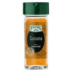 Fuchs Curcuma Măcinată Doză Sticlă 52 g