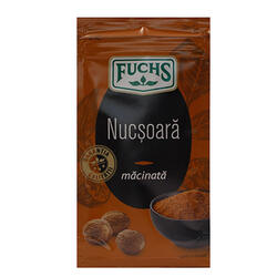 Fuchs Nucșoară Măcinată 10 g