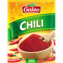 Galeo Ardei Iute Chilli 17 g
