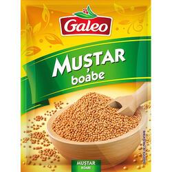Galeo Boabe Muștar 25 g