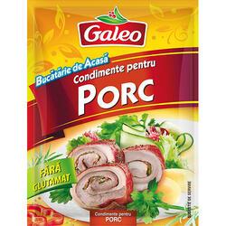 Galeo Condimente Carne Porc 20 g