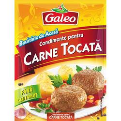 Galeo Condimente Carne Tocată Plic 20 g
