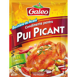 Galeo Condimente Pentru Pui Picant 20 g