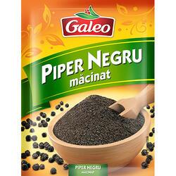 Galeo Piper Negru Măcinat Plic 17 g