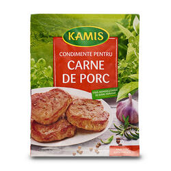 Kamis Condimente Carne De Porc Plic 25 G