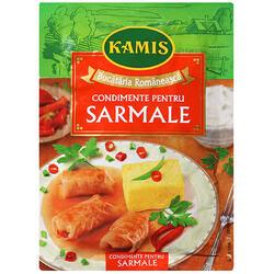 Kamis Condimente Sarmale Plic 25 G
