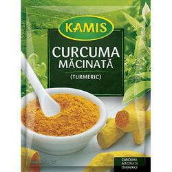 Kamis Curcuma Măcinată 20 g