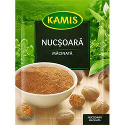 Kamis Nucșoară Măcinată Plic 15 g