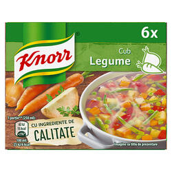Knorr Cub Legume 3L 54 g