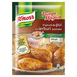 Knorr Pungă Magicăa Cond. Pui+Ierb Ar 25 g