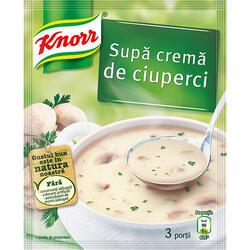 Knorr Supă Cremă Ciuperci 52 g