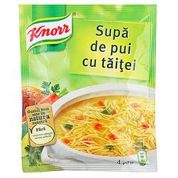 Knorr Supă Pui Tăiței 59 g
