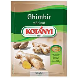 Kotanyi Ghimbir Măcinat Plic 22 g