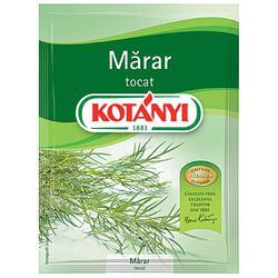Kotanyi Mărar Tocat Plic 11 G