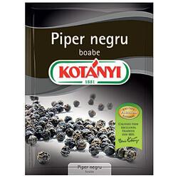 Kotanyi Piper Negru Boabe Plic 17 g