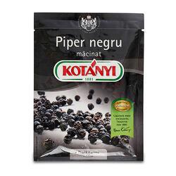 Kotanyi Piper Negru Măcinat Plic 17 g