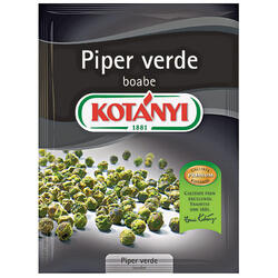 Kotanyi Piper Verde Boabe Plic 12 G