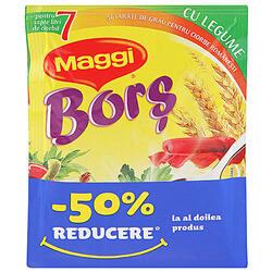 Maggi Borș Legume 70G (1+1)-25%
